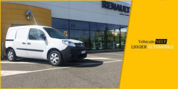 Neuf Renault Kangoo Liogier Automobile Loire 42 Saint-Etienne