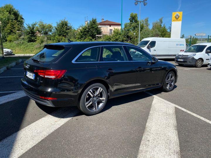 Audi A4 Avant AUDI A4 AVANT 150CV S LINE NOIR NACRÉE - 2