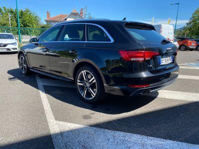 Audi A4 Avant AUDI A4 AVANT 150CV S LINE NOIR NACRÉE   - 3