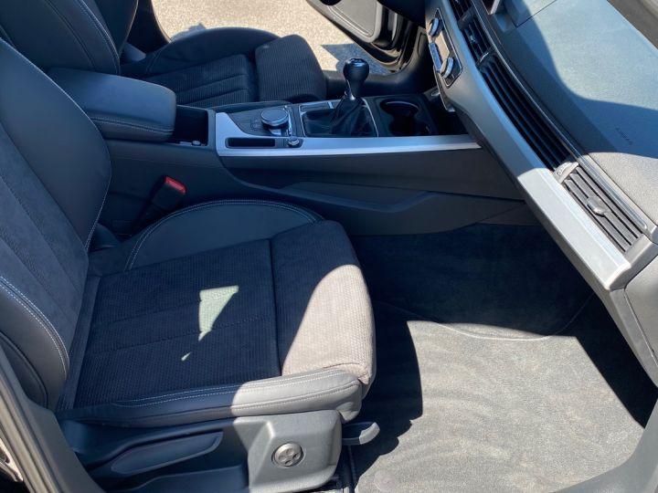 Audi A4 Avant AUDI A4 AVANT 150CV S LINE NOIR NACRÉE - 12